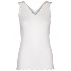 ABBA top Cloudy white
